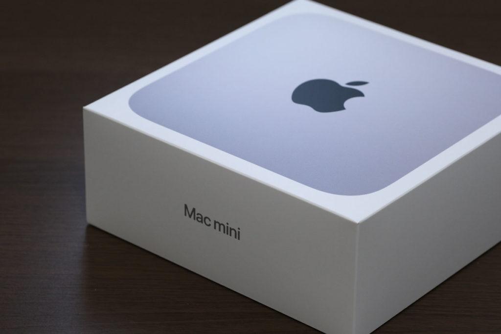 Mac mini(M1・2020)