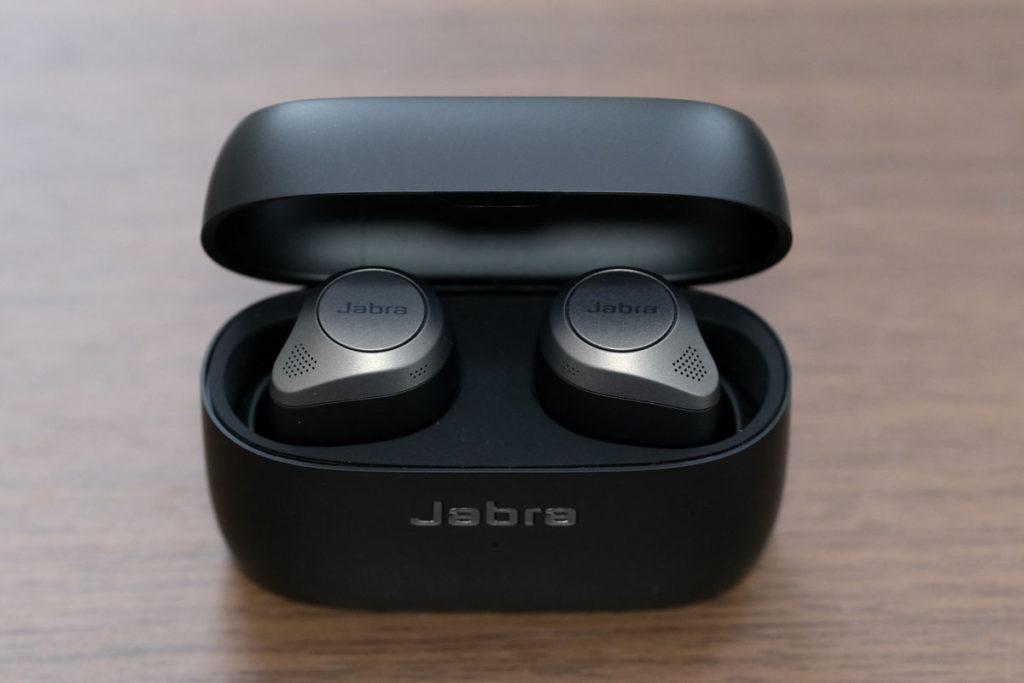 Jabra Elite 85t 充電ケース
