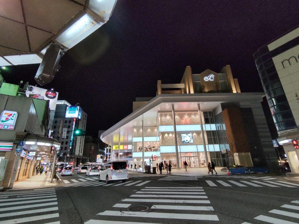 AQUOS sense4 超広角カメラ