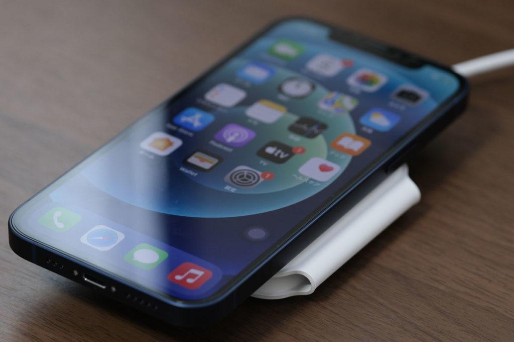 iPhone 12だけを充電するとき