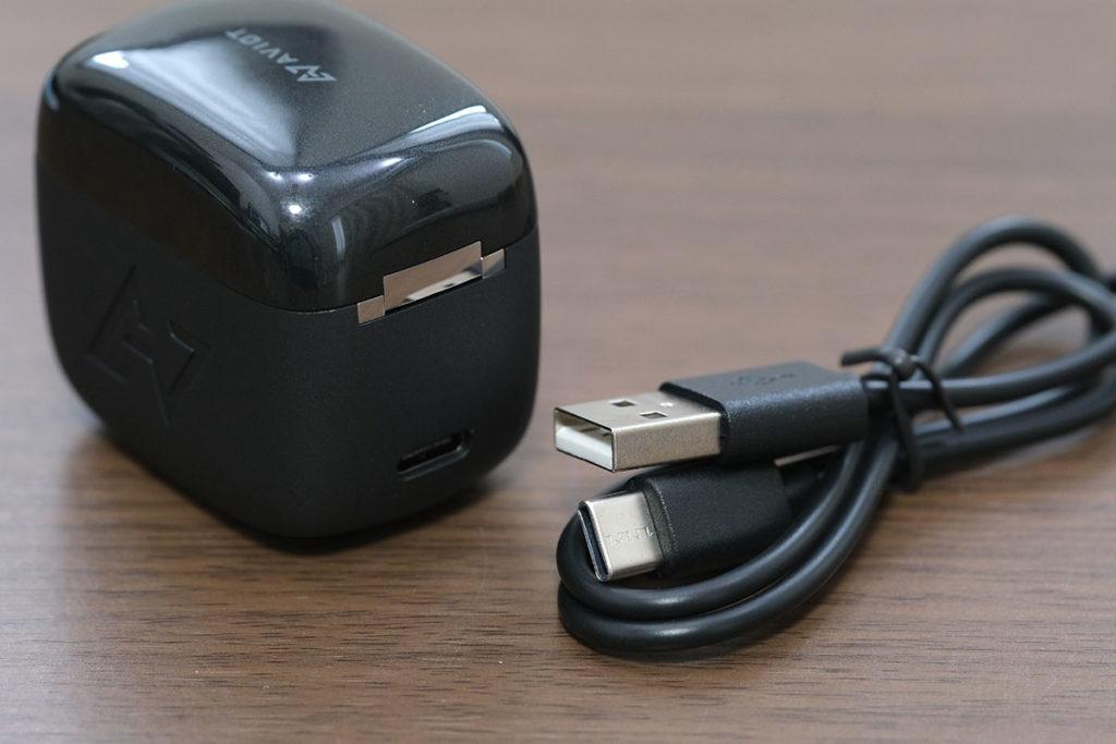 AVIOT TE-D01m 充電ケーブル