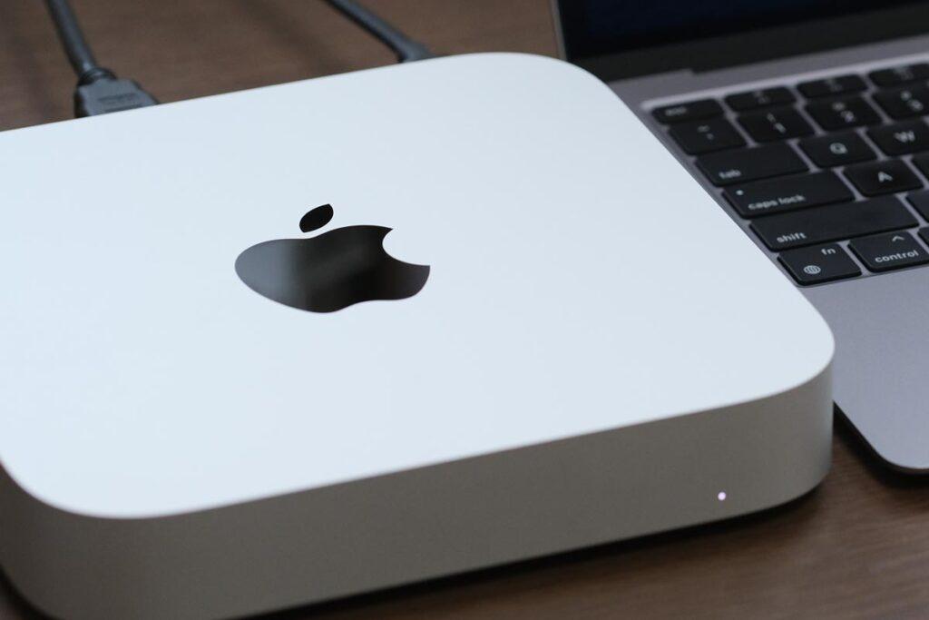Mac mini 内蔵スピーカー