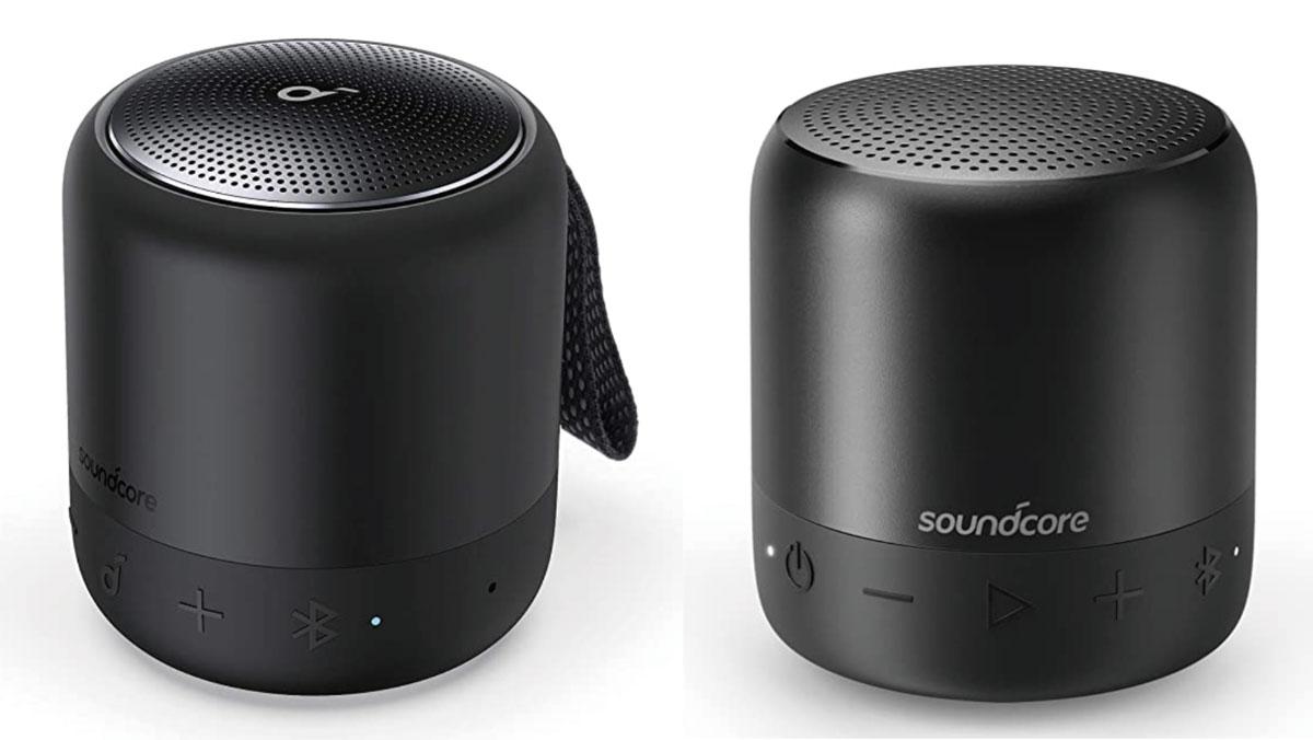 Soundcore Mini 3とSoundcore Mini 2