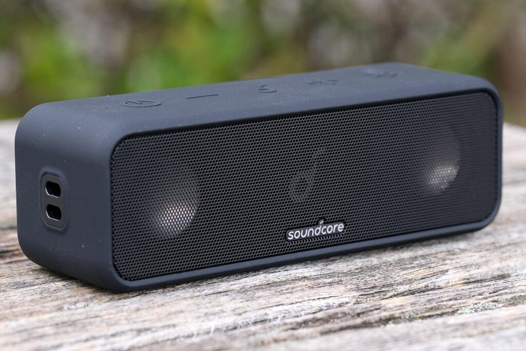 Soundcore 3 正面デザイン