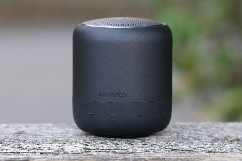 Soundcore Mini 3の操作ボタン