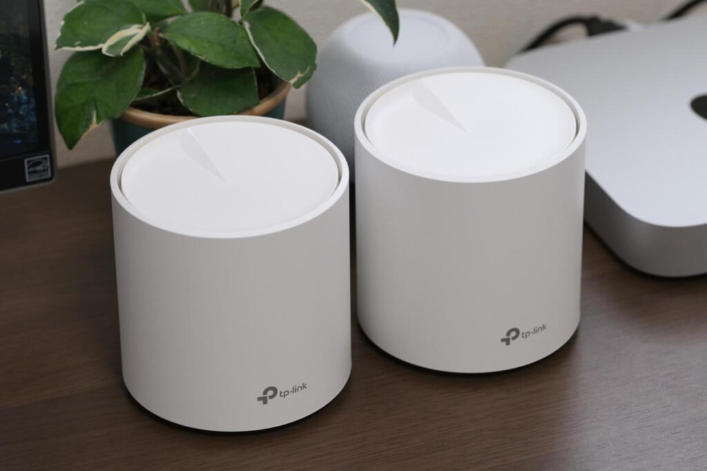 TP-Link Deco X60 2台セット