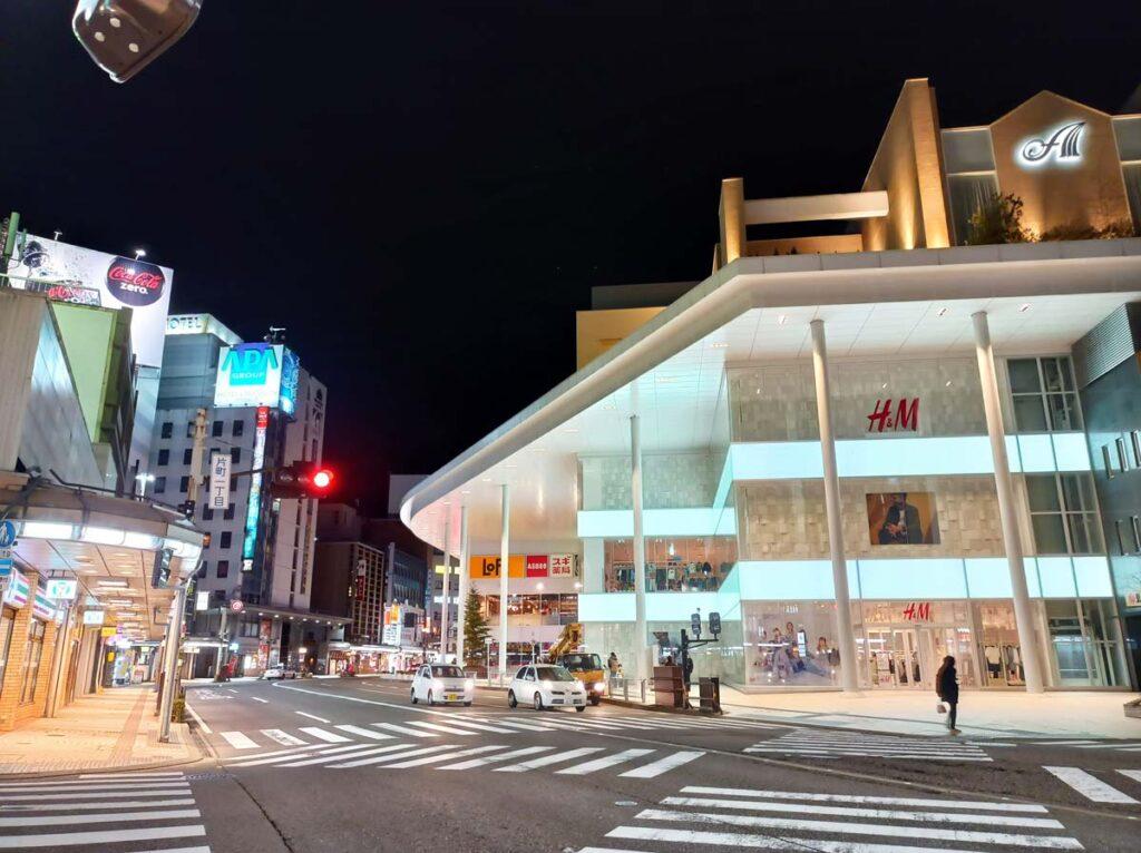 Redmi Note 9T 5G 広角カメラで撮影