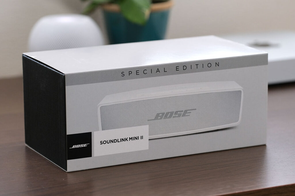 Bose SoundLink Mini II ラックスシルバー