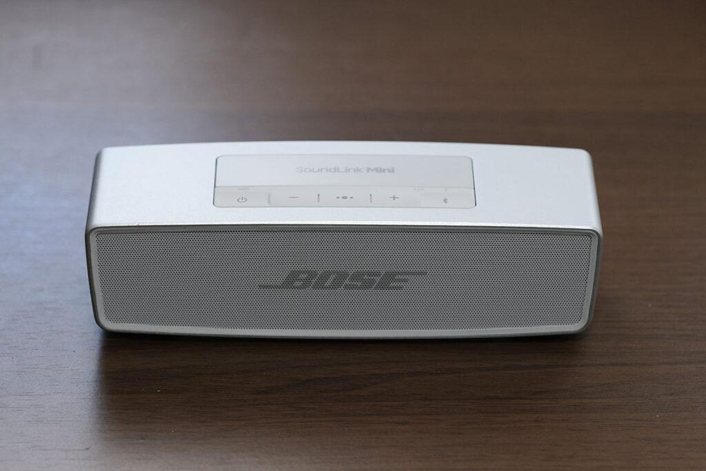 Bose SoundLink Mini II 正面デザイン