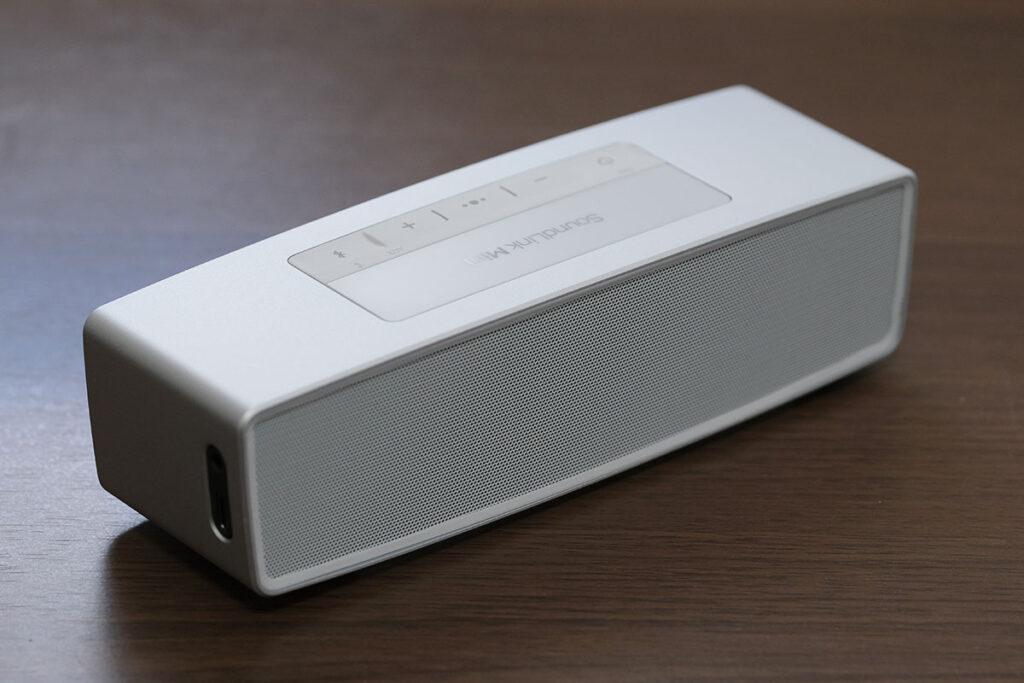 Bose SoundLink Mini II 背面部分