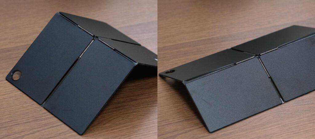Chromebook Detachable CM3 スタンド部分