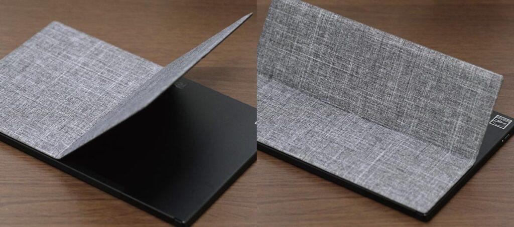 Chromebook Detachable CM3 スタンドの駆動方法