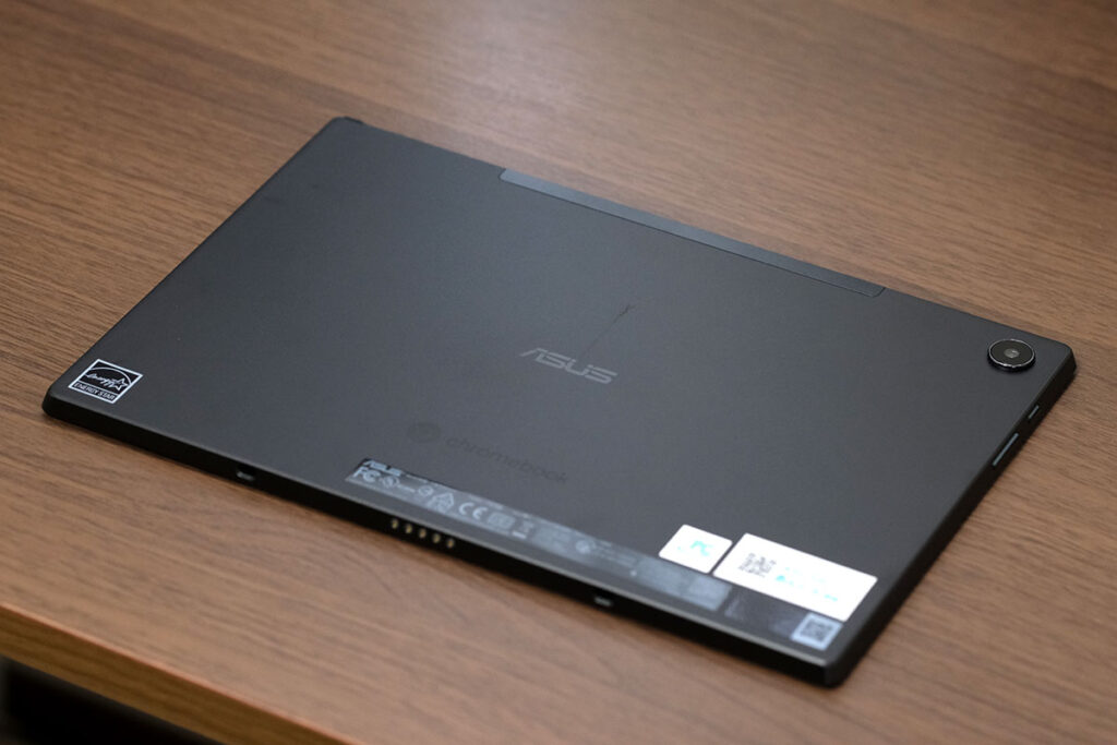 Chromebook Detachable CM3 筐体デザイン