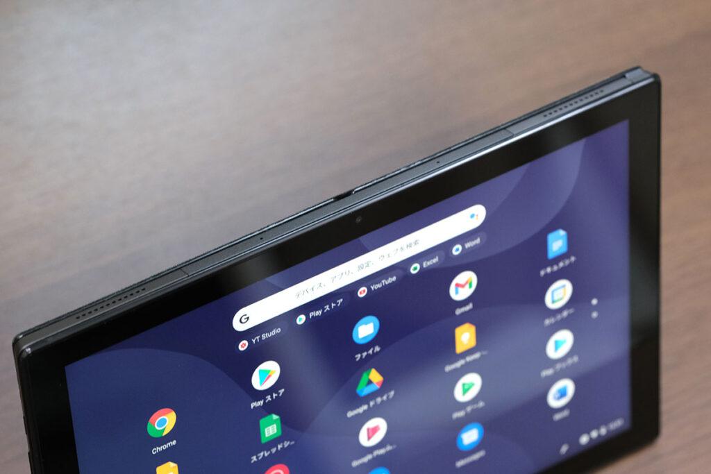 Chromebook Detachable CM3 スピーカー