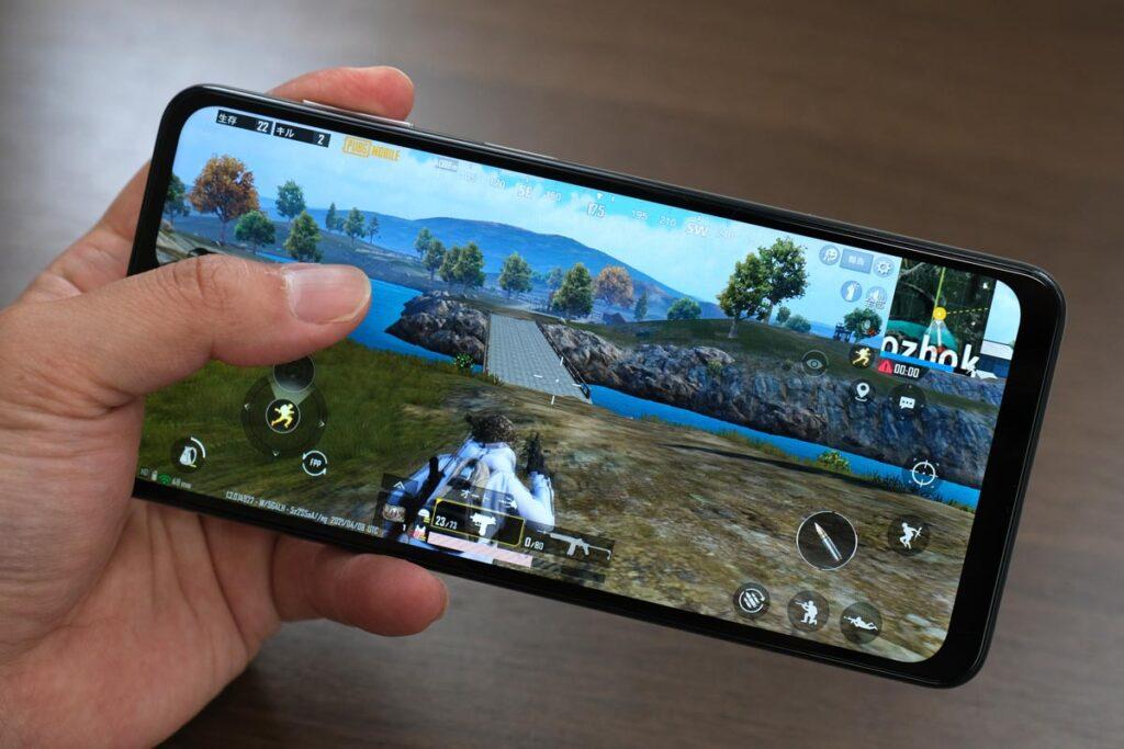Galaxy A32 PUBGモバイル