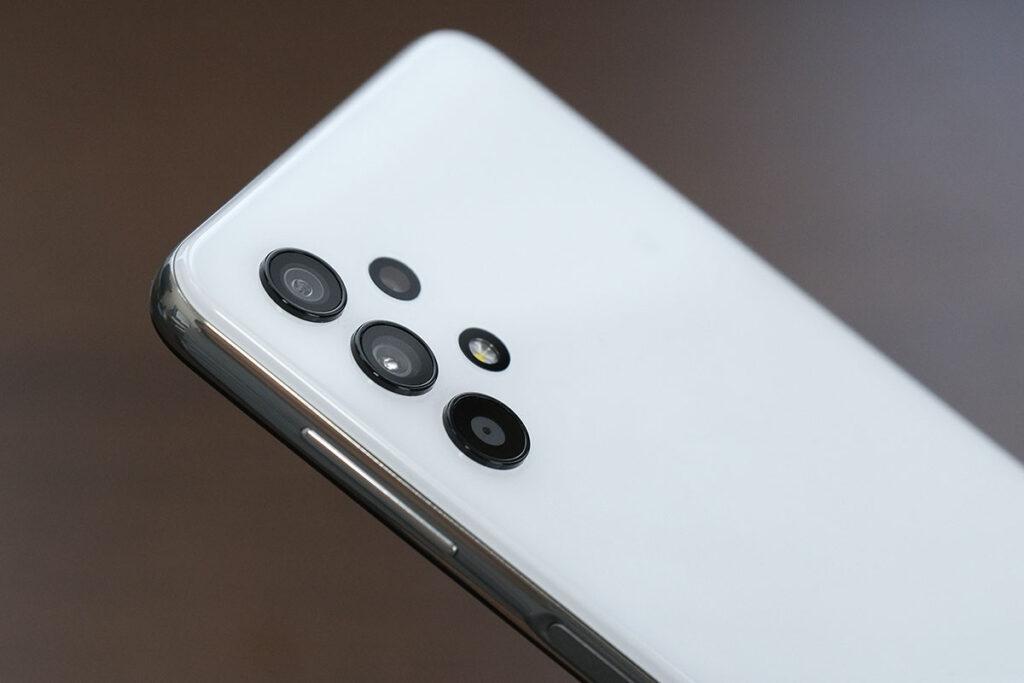 Galaxy A32 リアカメラ