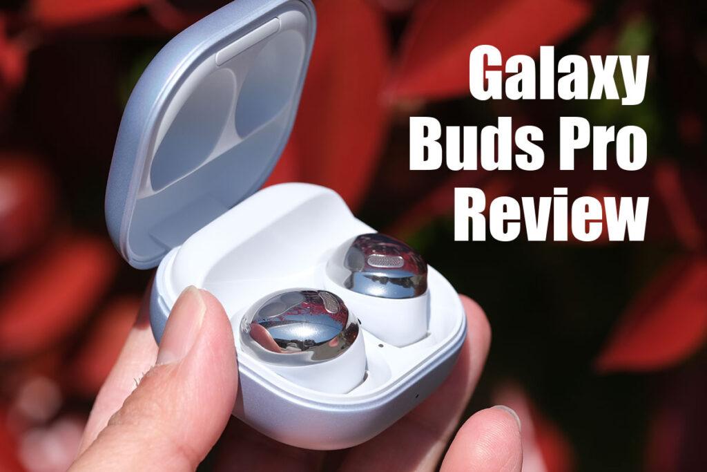 Galaxy Buds Pro レビュー