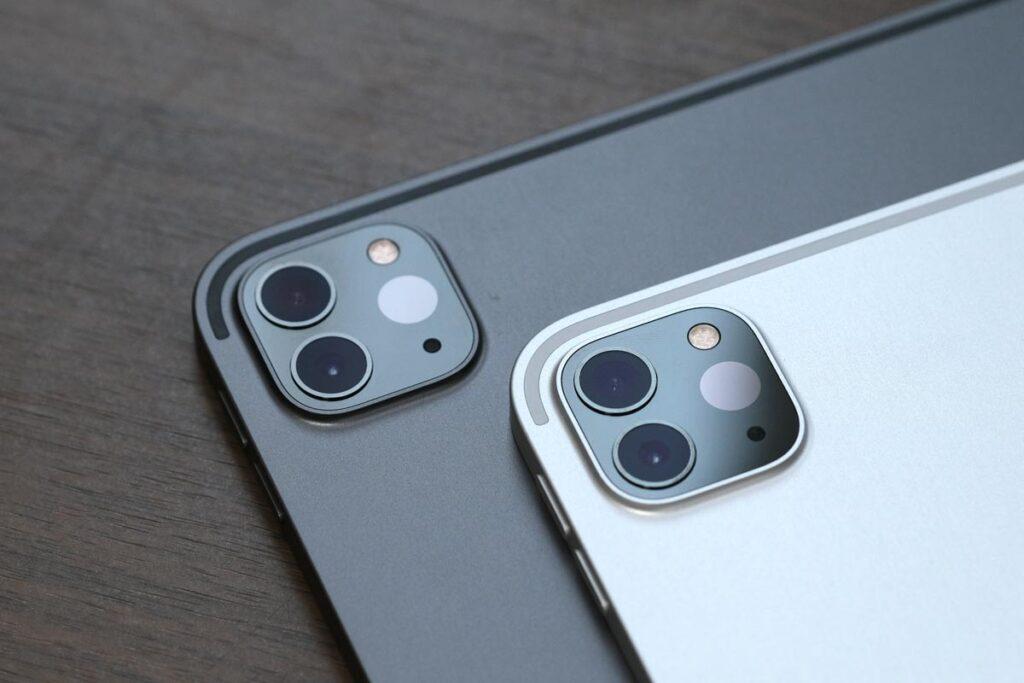 iPad Pro 12.9・11インチのリアカメラ