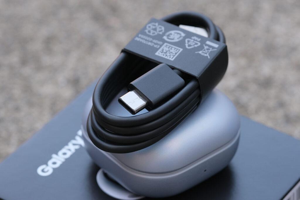 Galaxy Buds Pro 充電ケーブル