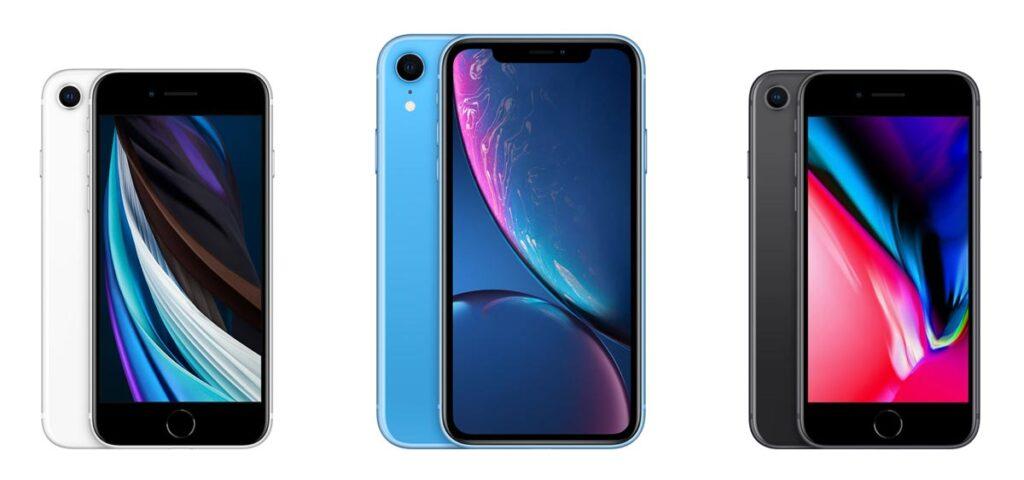 iPhone SE2・XR・7・6s Plus