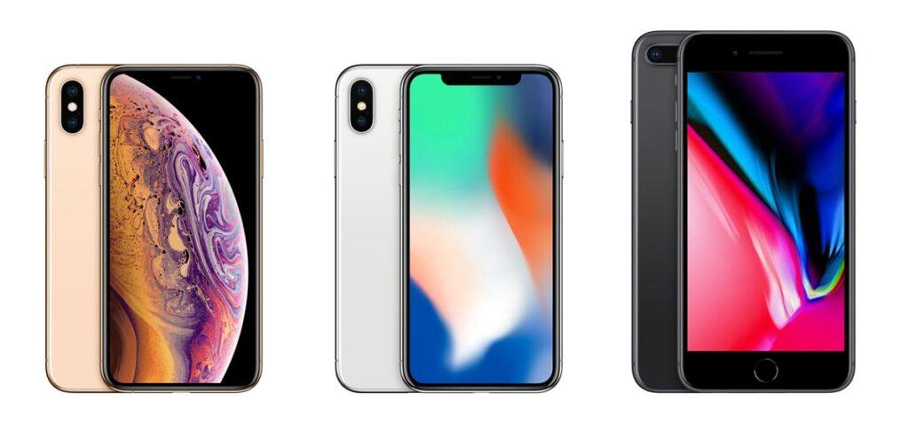 iPhone XS・X・7 Plus・8 Plus