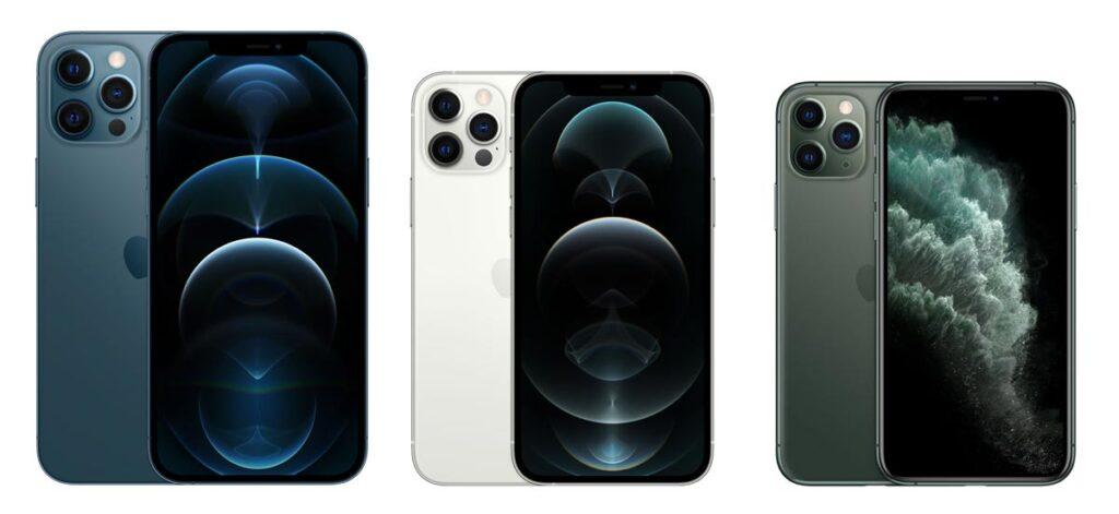 iPhone 12 Pro Max・12 Pro・11 Pro