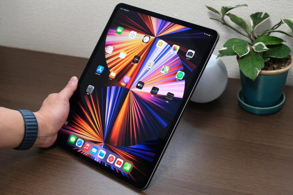 iPad Pro 12.9インチ(第5世代・2021)