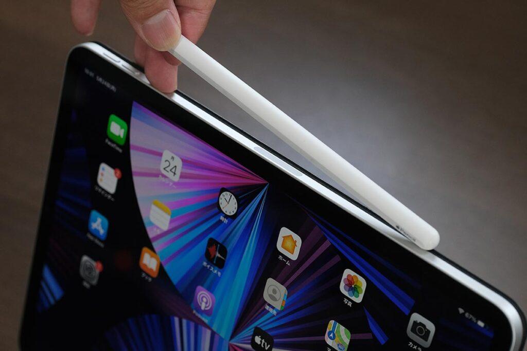 iPad Pro 11インチ(第3世代)とApple Pencil2