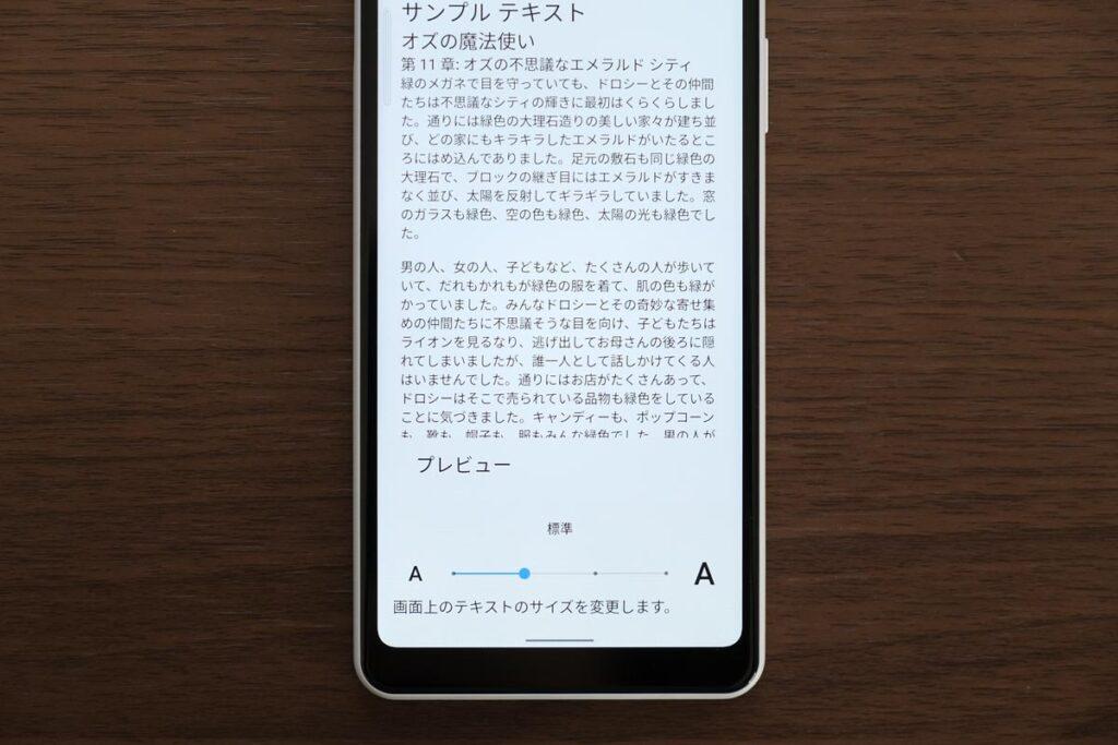 Xperia Ace II 改造感