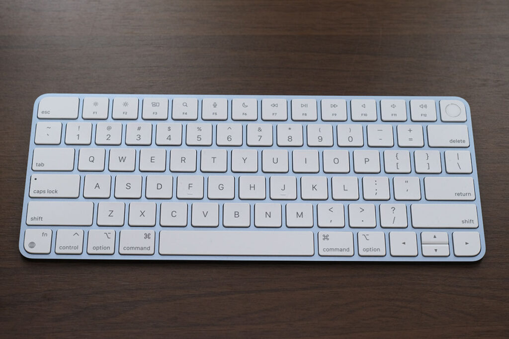 Touch ID内蔵Magic Keyboard