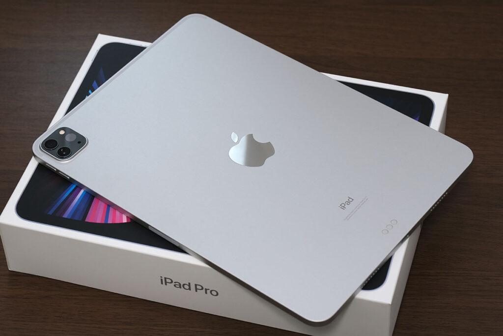 iPad Pro 11インチ(第3世代)背面デザイン