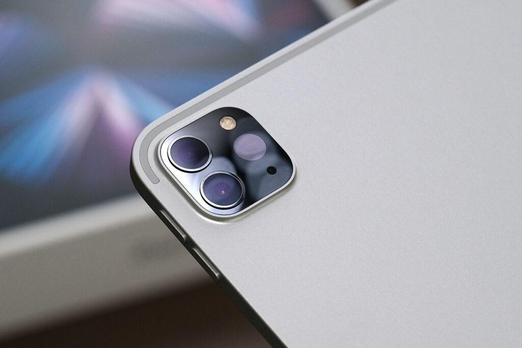 iPad Pro 11インチ(第3世代)リアカメラ