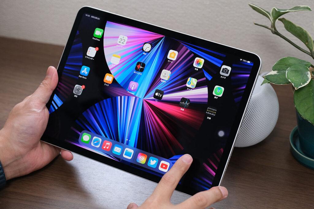 iPad Pro 11インチ(第3世代)