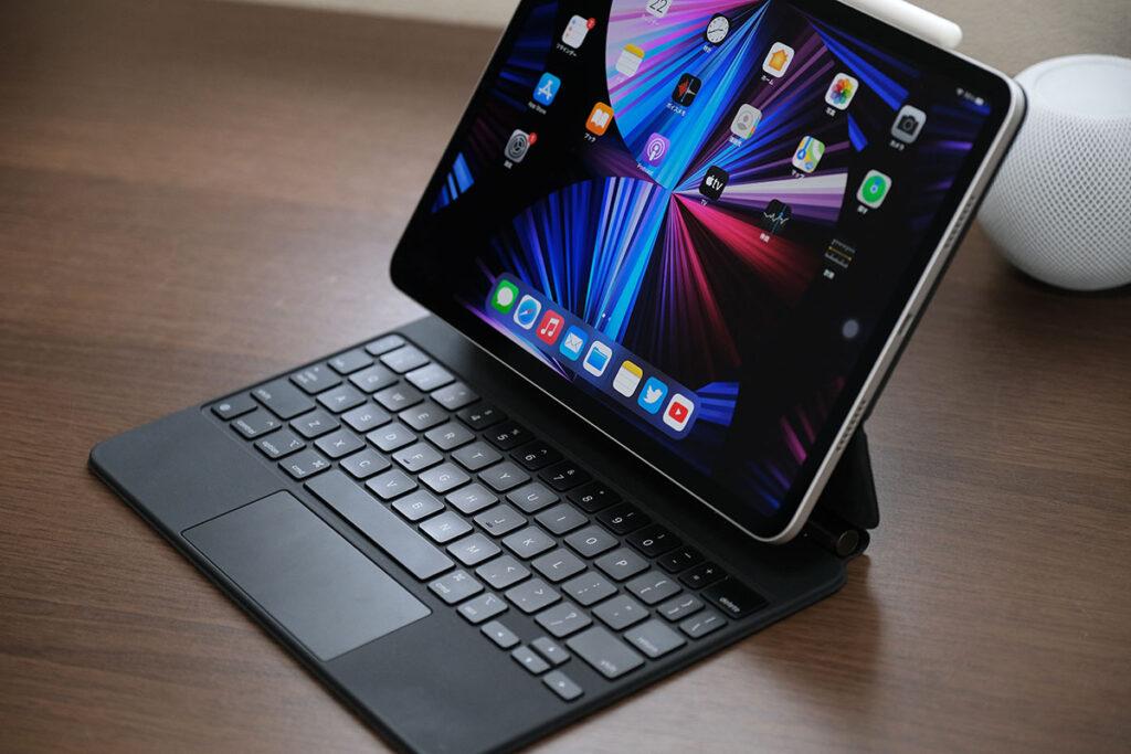 iPad Pro 11インチ(第3世代)とMagic Keyboard