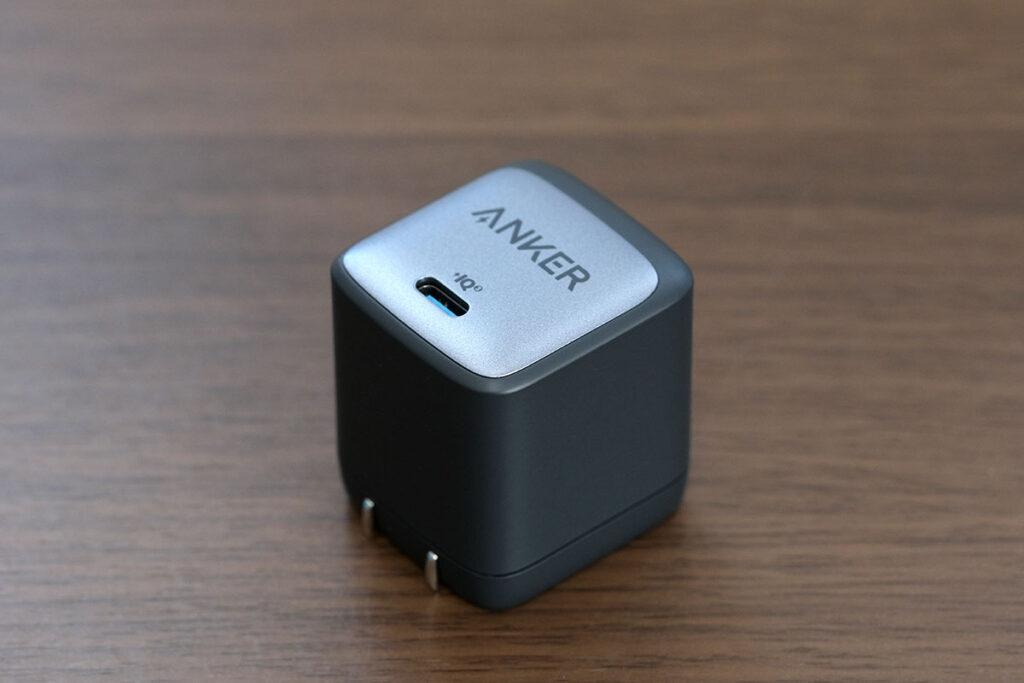 Anker Nano II 45Wのデザイン