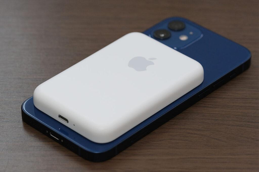 MagSafeバッテリーパックとiPhone12