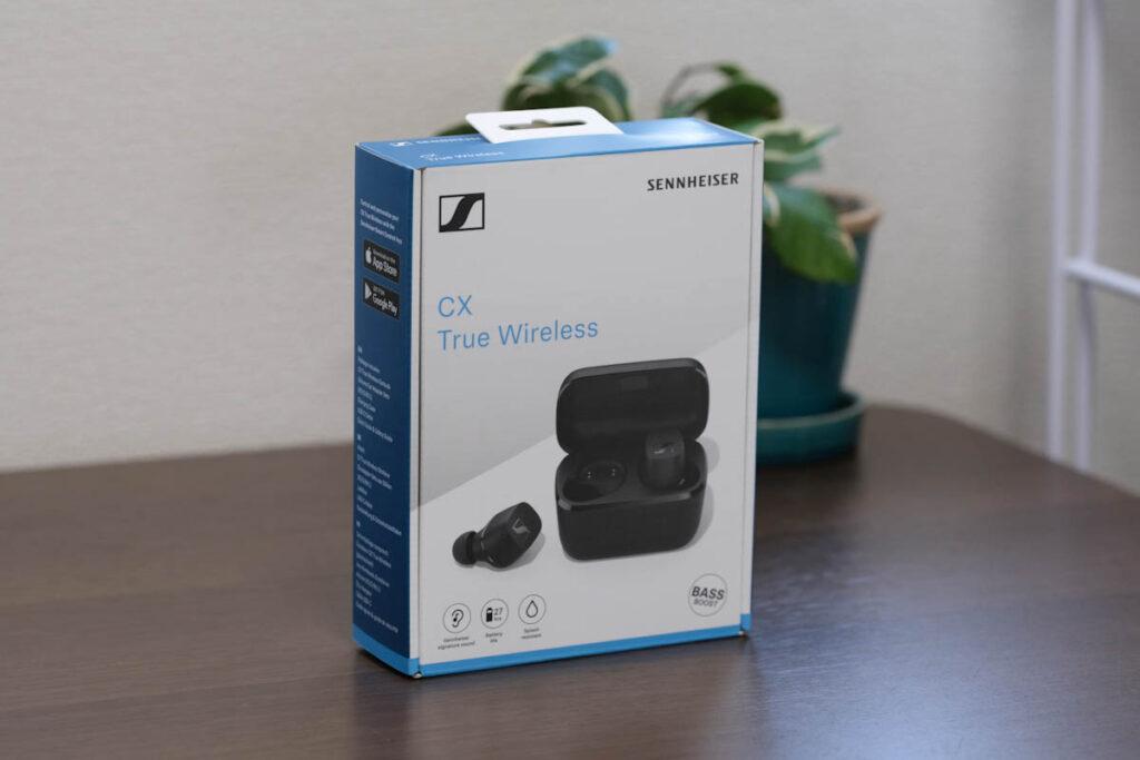 CX True Wireless パッケージ