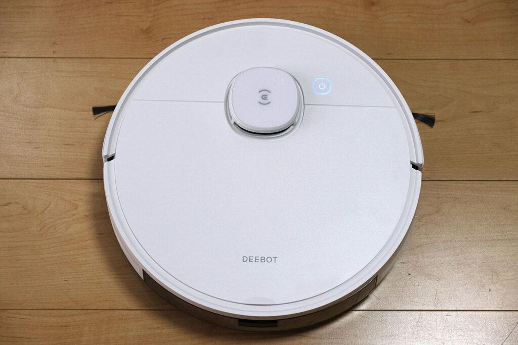 DEEBOT N7 外観デザイン
