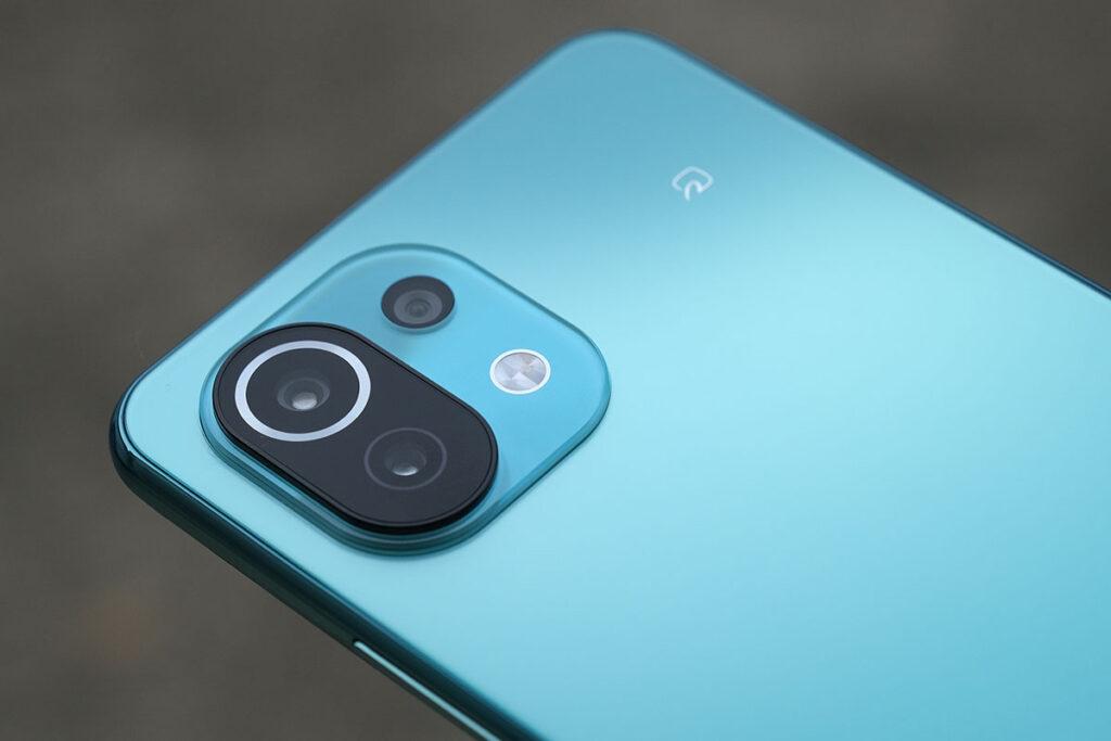 Mi 11 Lite 5G トリプルカメラ