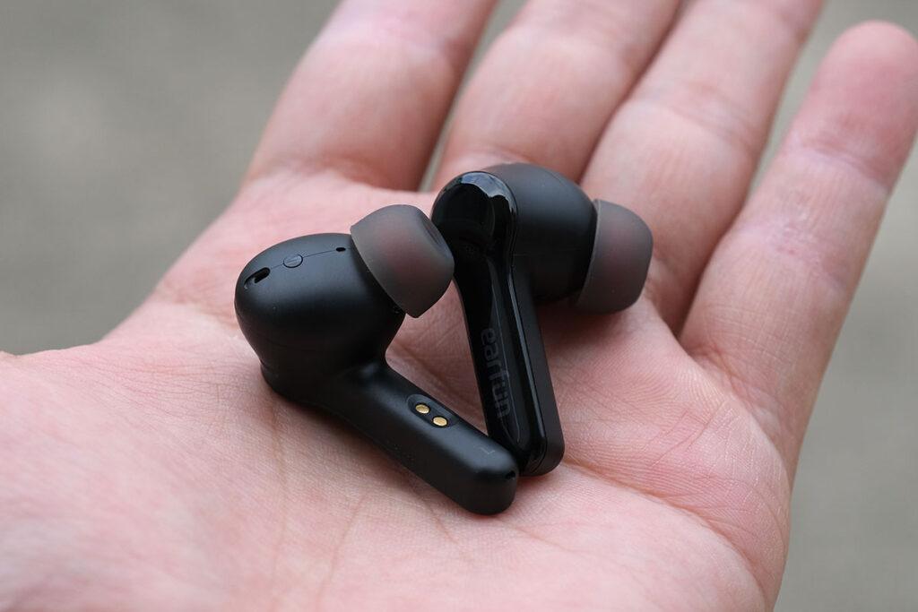 EarFun Air Pro 2のサイズ感