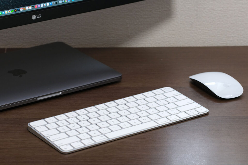 Magic Keyboard with Touch ID