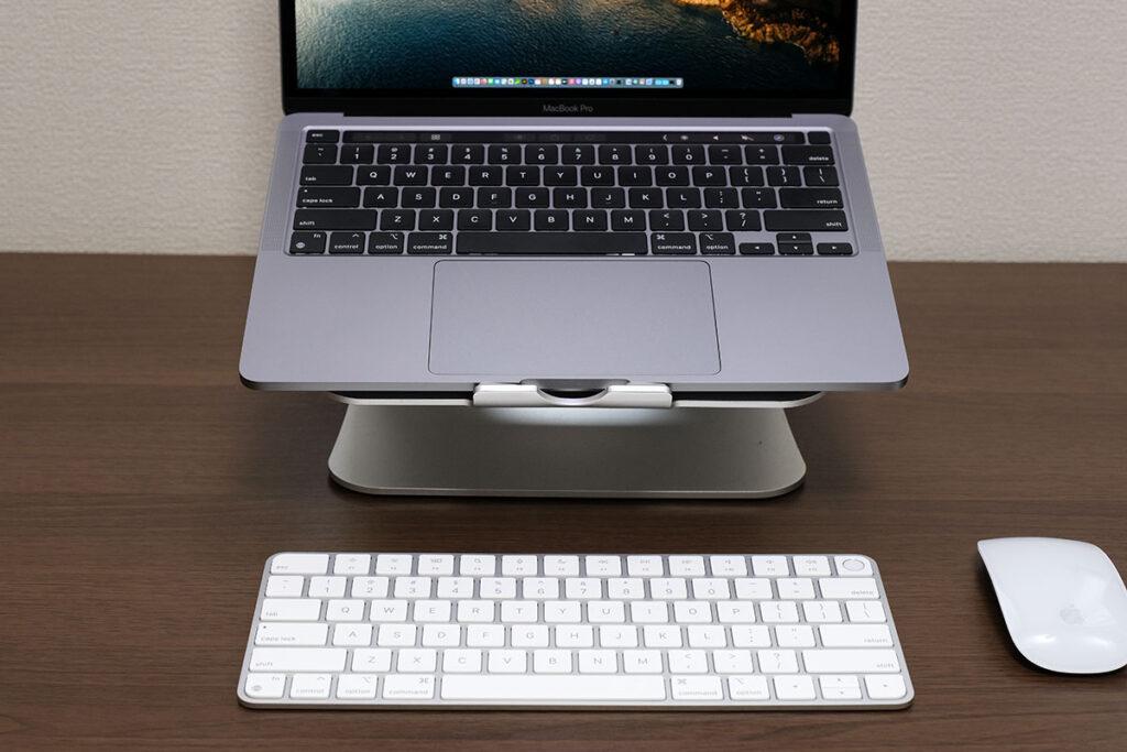 MacBook ProとMagic Keyboard