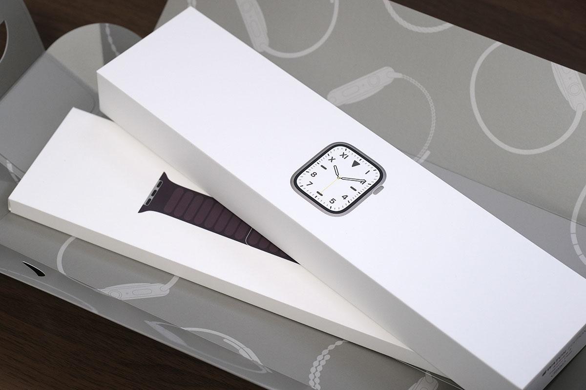 Apple Watch Edition パッケージ