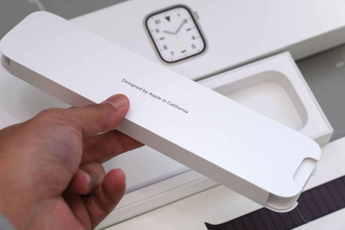 チタンモデルの箱の大きさ