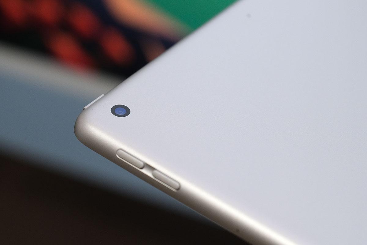 iPad(第9世代)のリアカメラ